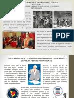 TRAYECTORIA DEL MIN PUBLICO