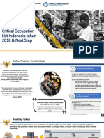 2019-09-10 Kemenko Ekonomi- Fgd Col Indonesia 2018 and Next Step