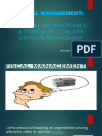 Fiscal Management 2