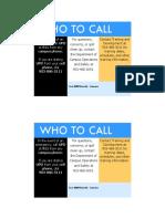 who to call.pdf