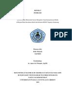 Cover Referat Psoriasis