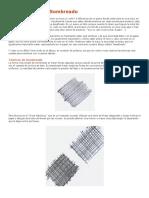 Técnicas para el Sombreado - Artistica.pdf