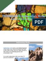 8. Sedimentary Rocks