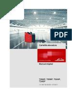 Linde Manual de Usuario 131 T20
