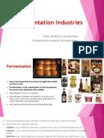 Fermentation Industries.pptx