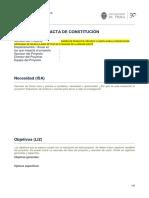 PYT Plantilla01 Acta de Constitucion Plantilla