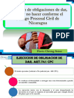LEY 902 CÓDIGO PROCESAL CIVIL DE NICARAGUA