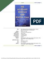 Allegany Dam
