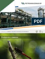 Petroamazonas EP Indicadores de Gestion Julio 2019