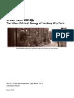 Urban Farm-acology