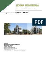 COMACO LB1000-Asphalt Mixing Plant