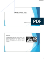 Farmacovigilancia Generalidades