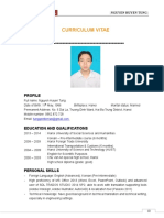 Cv Nguyen Huyen Tung Technical Writer 11082015
