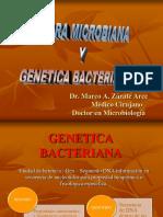 Genetica y Flora Bacteriana.