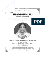Sraddhanjali