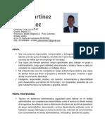Hoja de Vida PDF