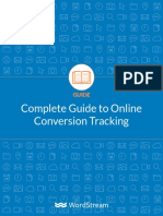3b. Complete Guide Conversion Tracking