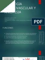 1 Fisiologia Cardiovascular y Anestesia 160218021408