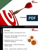 Krest - Corporate Profile