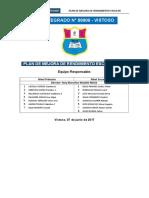 Plan de Mejora I.E. 86906 2017_Vistoso