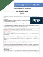 New Dp Logbook Guide - Apr 2013