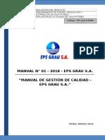 MANUAL de Gestión de Calidad-01 ( 2da REVISION)- Usb