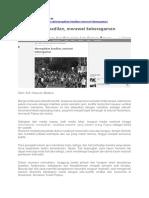 Artikel Pancasila Cahya 1