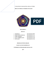 laporan Praktikum Steril Antalgin