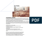 Falla- Informe Presa Tous