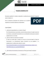 Producto Academico N 3 Emprendimiento e Innovacion