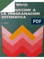Introducción a la Programación Sistemática