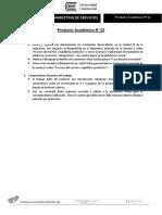 Producto Académico N° 3 - Marketing de servicios