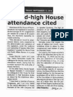 Tempo, Sept. 13, 2019, Record-high House attendance cited.pdf