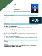 CV Abdul Qayoom APPLY