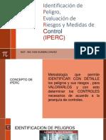 Identificación de Peligro, Evaluación de Riesgos y Medidas de Control (IPERC) ESSALUD