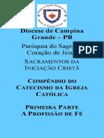 Compendio Do Catecismo Da Igreja Catolica - I Parte - A Profissao de Fe