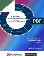Advanced Presentation LibreOffice Impress Handbook
