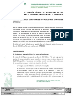 Informe Interpretacion Sobre Piscinas Comunitarias CTA