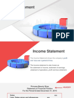 Income Statement [Students Copy]