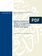 Islamist Parties in North Africa a Compa