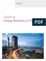Guide to Doing Business in Vietnam