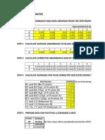 Prac 1 Calculator Results