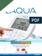 Brochure LAQUA Benchtop 1000 Series - Small