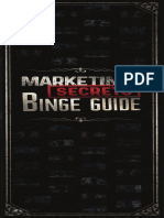 Secret Marketing Binge Guide