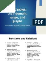 Hma 111 Functions