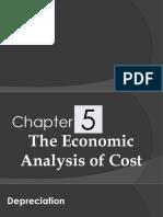 THE ECONOMIC ANALYSIS OF COST