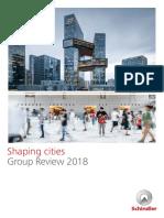 2018 Schindler Annual Report Gr e