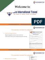 Hajj and Umrah Travel Agency in New York, United States - Sara International Travel
