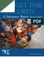 BfC Summary Report_HAQ
