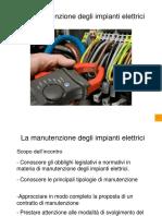 2015giu11 Manutenzione Impianti Elettrici
